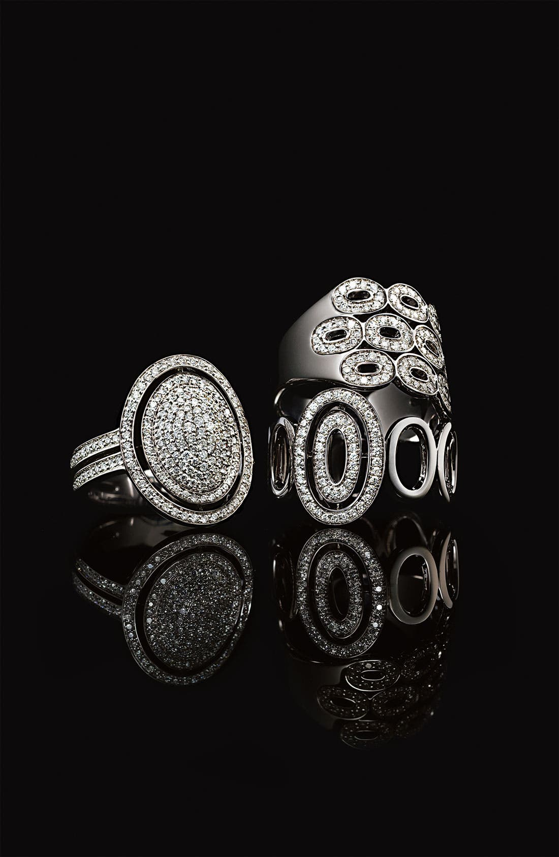 Alternate Image 2  - Ivanka Trump 'Signature' Pavé Diamond Ring