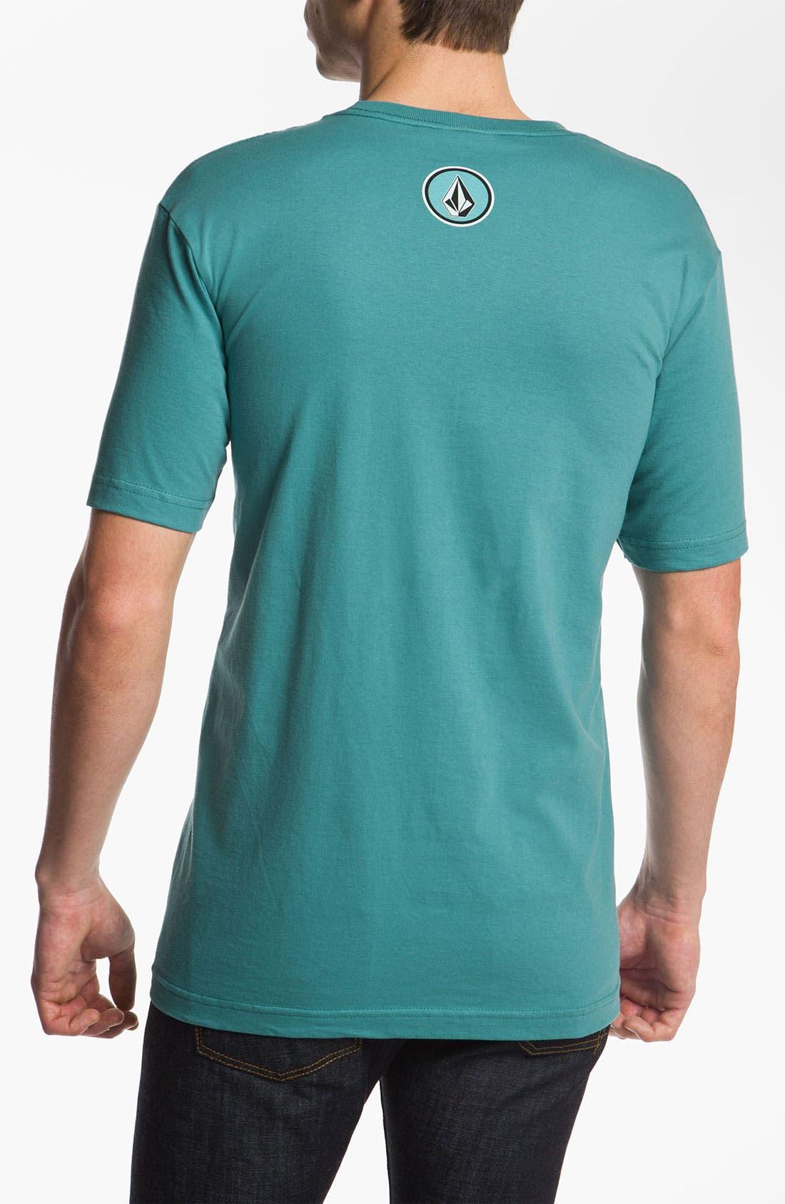 Alternate Image 2  - Volcom 'Cognito' T-Shirt