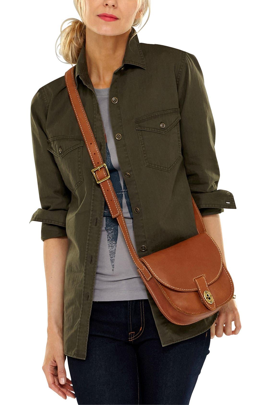 Alternate Image 2  - Fossil 'Austin - Small' Crossbody Bag