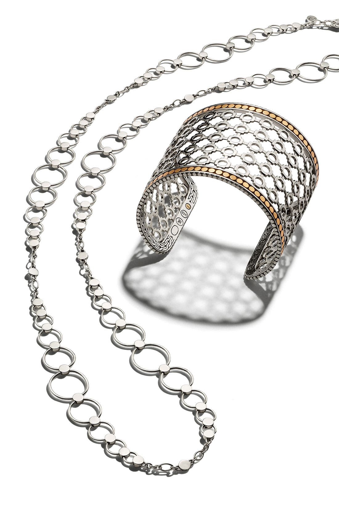Alternate Image 2  - John Hardy 'Dot' Long Sautoir Necklace