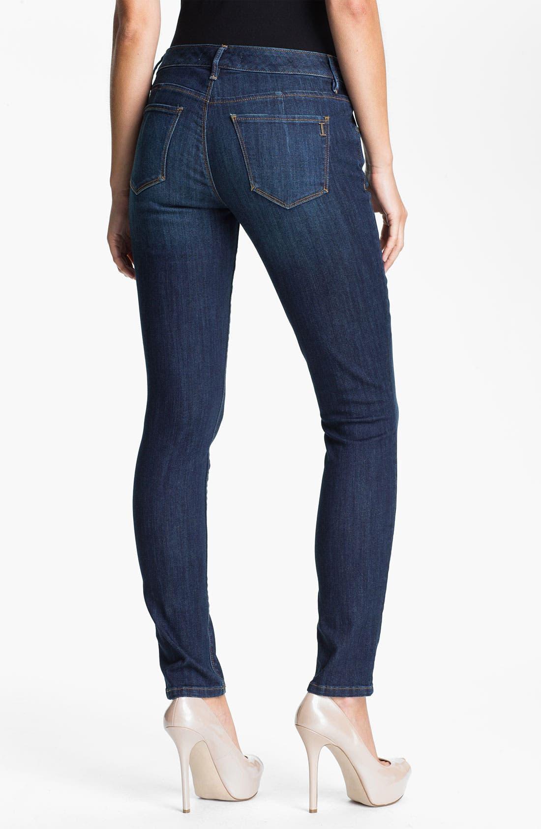 Alternate Image 2  - Isaac Mizrahi Jeans 'Samantha' Skinny Jeans