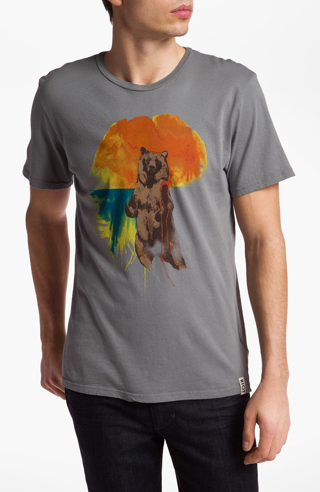 Alternate Image 1 Selected - Sub_Urban Riot 'Planet Grizzly' T-Shirt