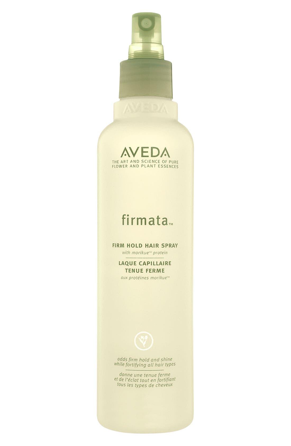 Aveda firmata™ Firm Hold Hair Spray