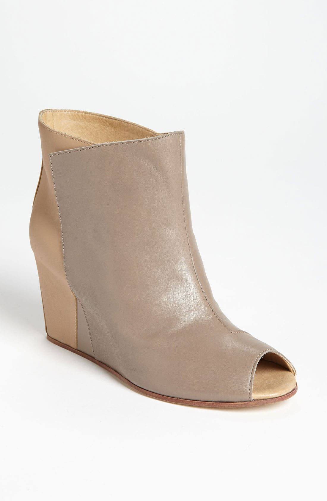 Alternate Image 1 Selected - MM6 Maison Margiela Two Tone Bootie