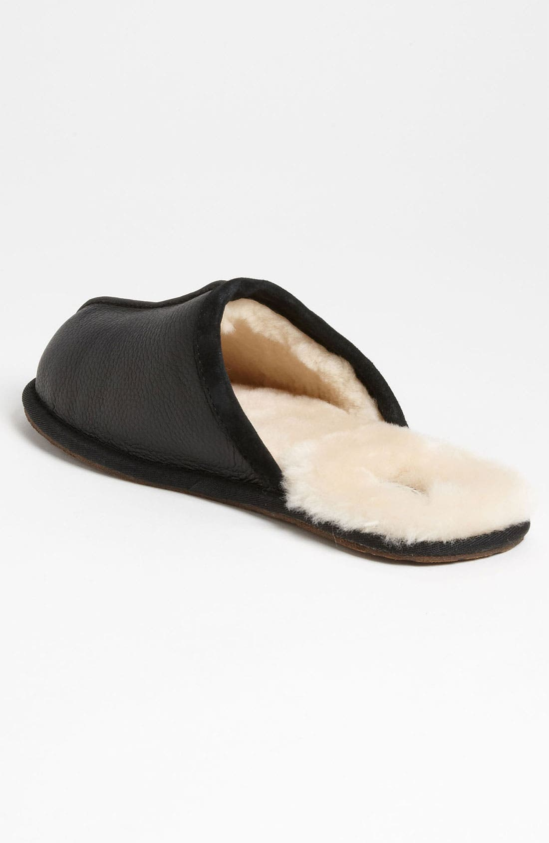 Alternate Image 2  - UGG® Scuff Slipper (Men)