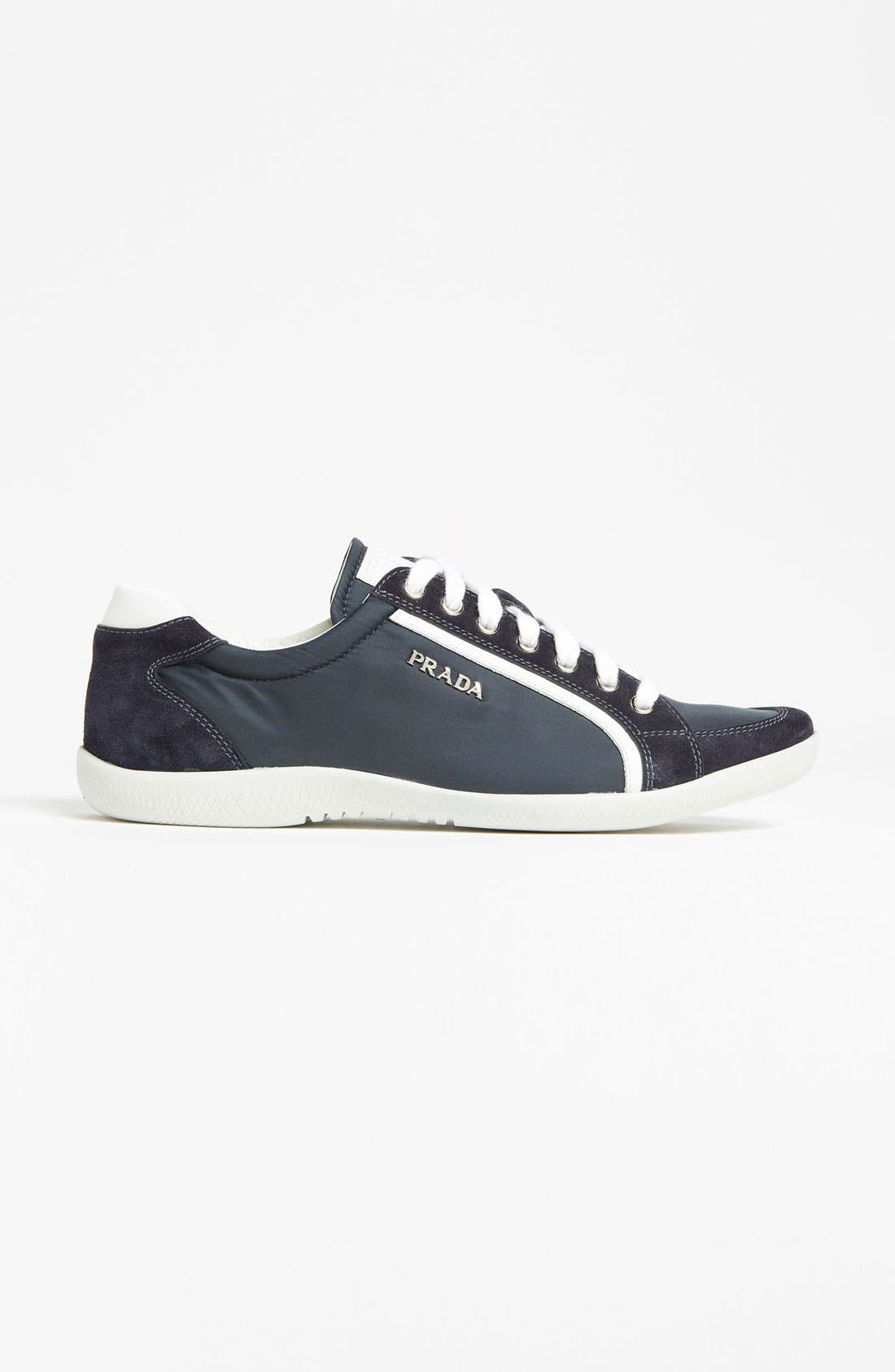 Alternate Image 4  - Prada Nylon Sneaker