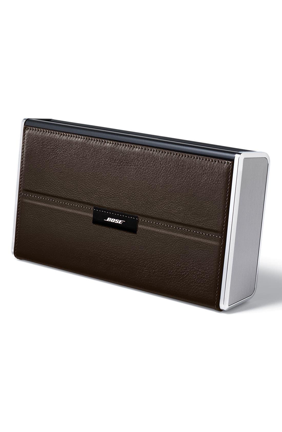 Alternate Image 6  - Bose® SoundLink® Bluetooth® Mobile Speaker II – Leather Edition