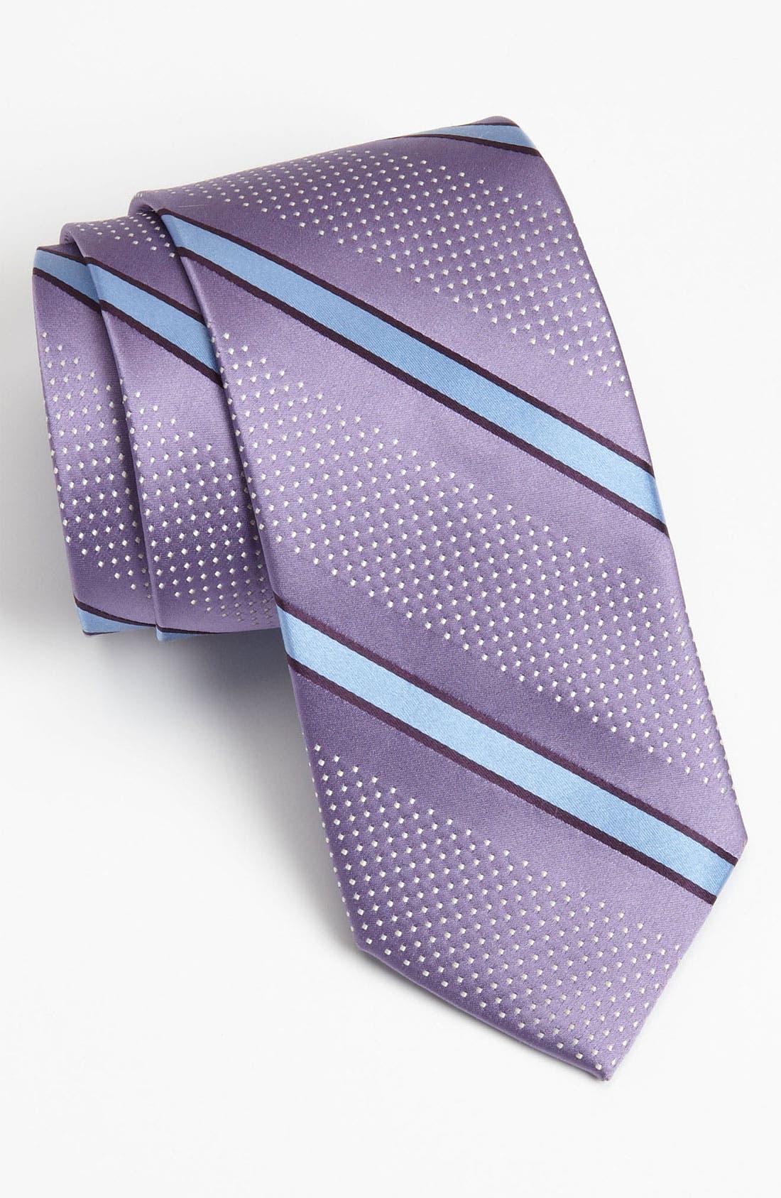 Main Image - Peter Millar Woven Silk Tie