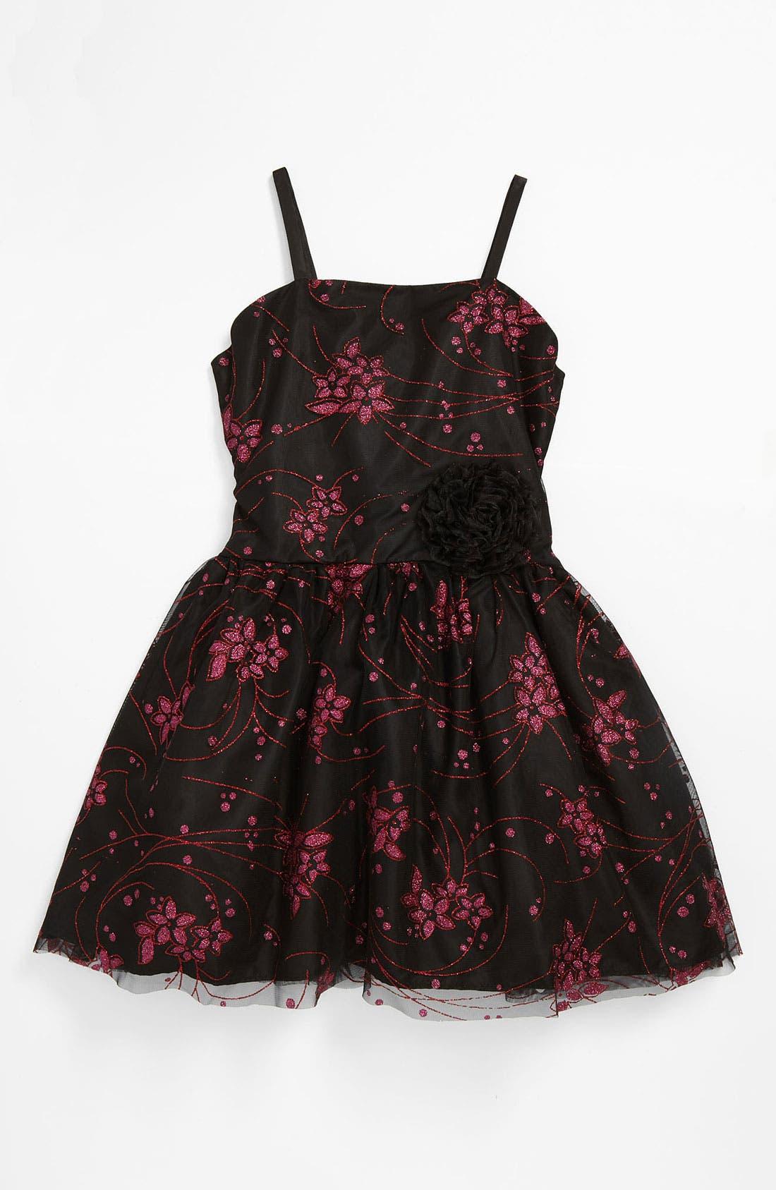 Main Image - Dorissa 'Ali' Dress (Big Girls)