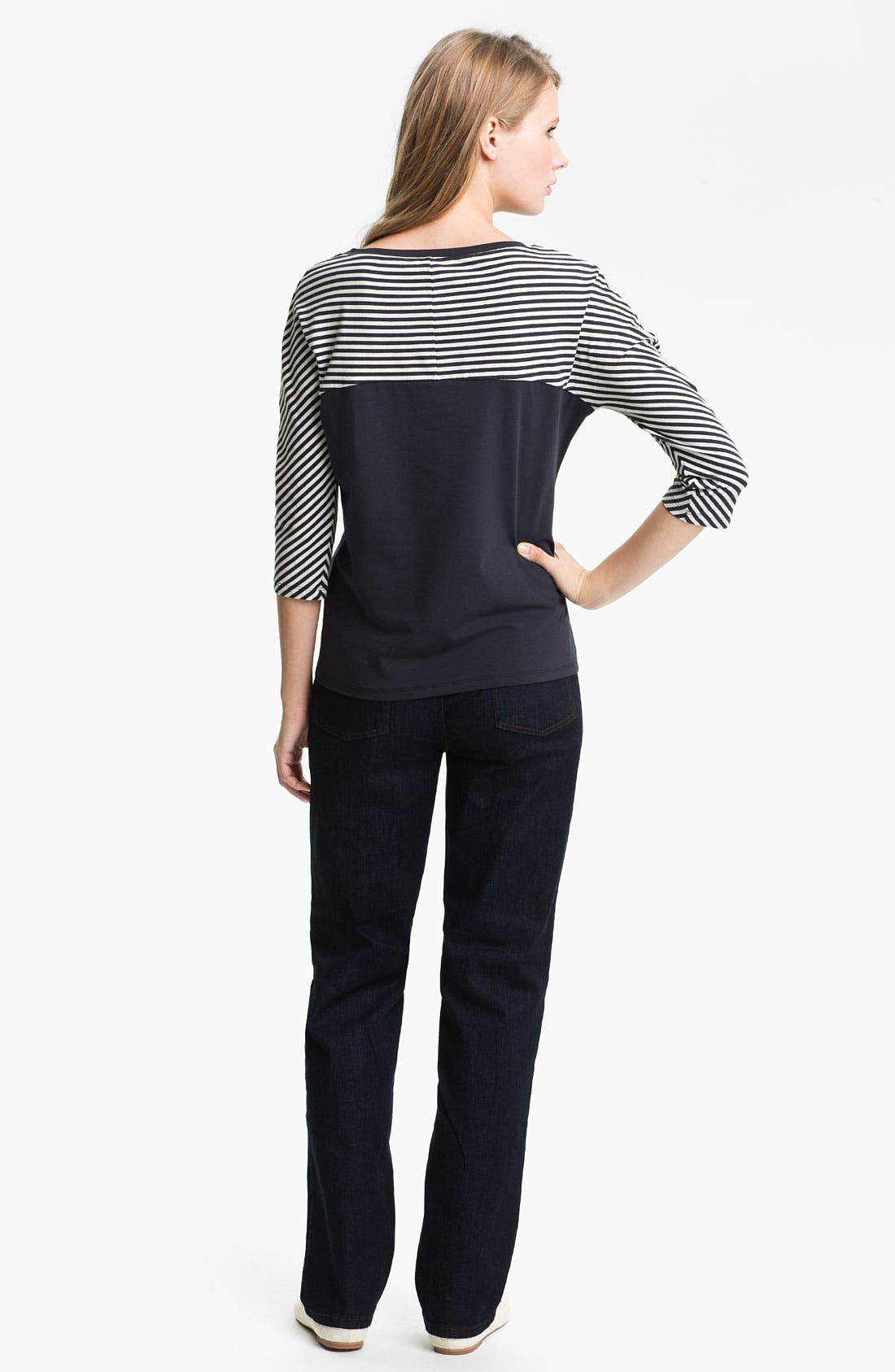 Alternate Image 5  - Weekend Max Mara 'Ural' Colorblock Top