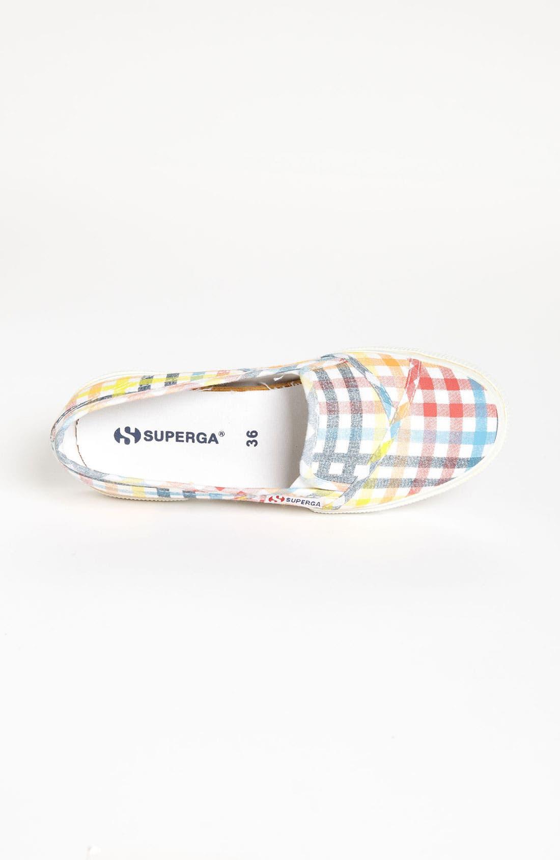 Alternate Image 3  - Superga 'A Line' Sneaker (Women)