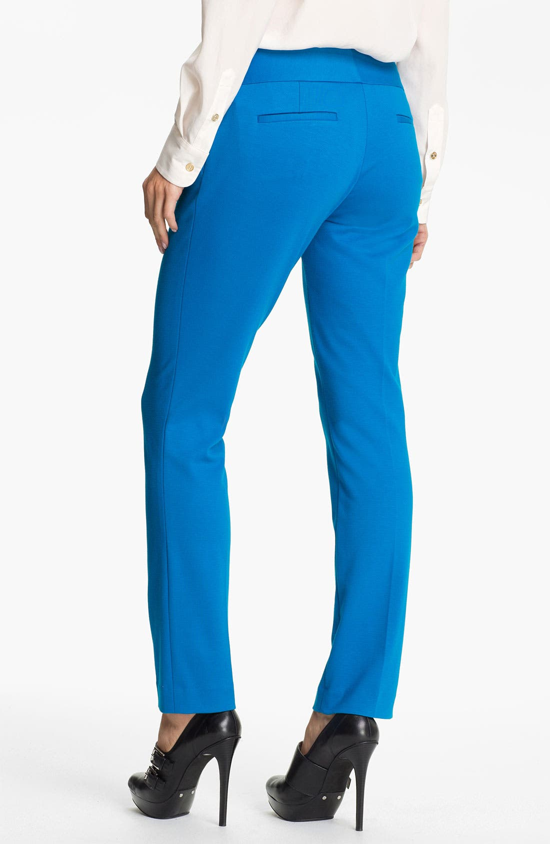 Alternate Image 2  - Vince Camuto Ponte Ankle Pants