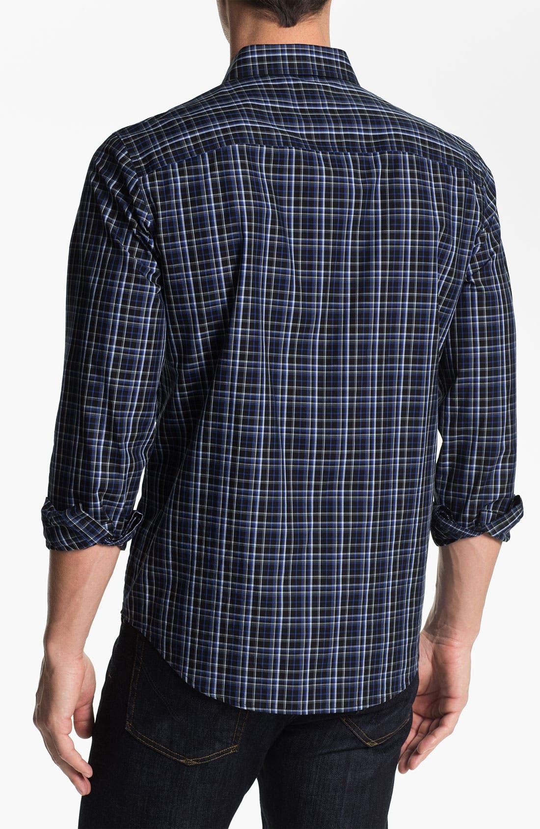 Alternate Image 2  - Michael Kors 'Cyd Check' Sport Shirt