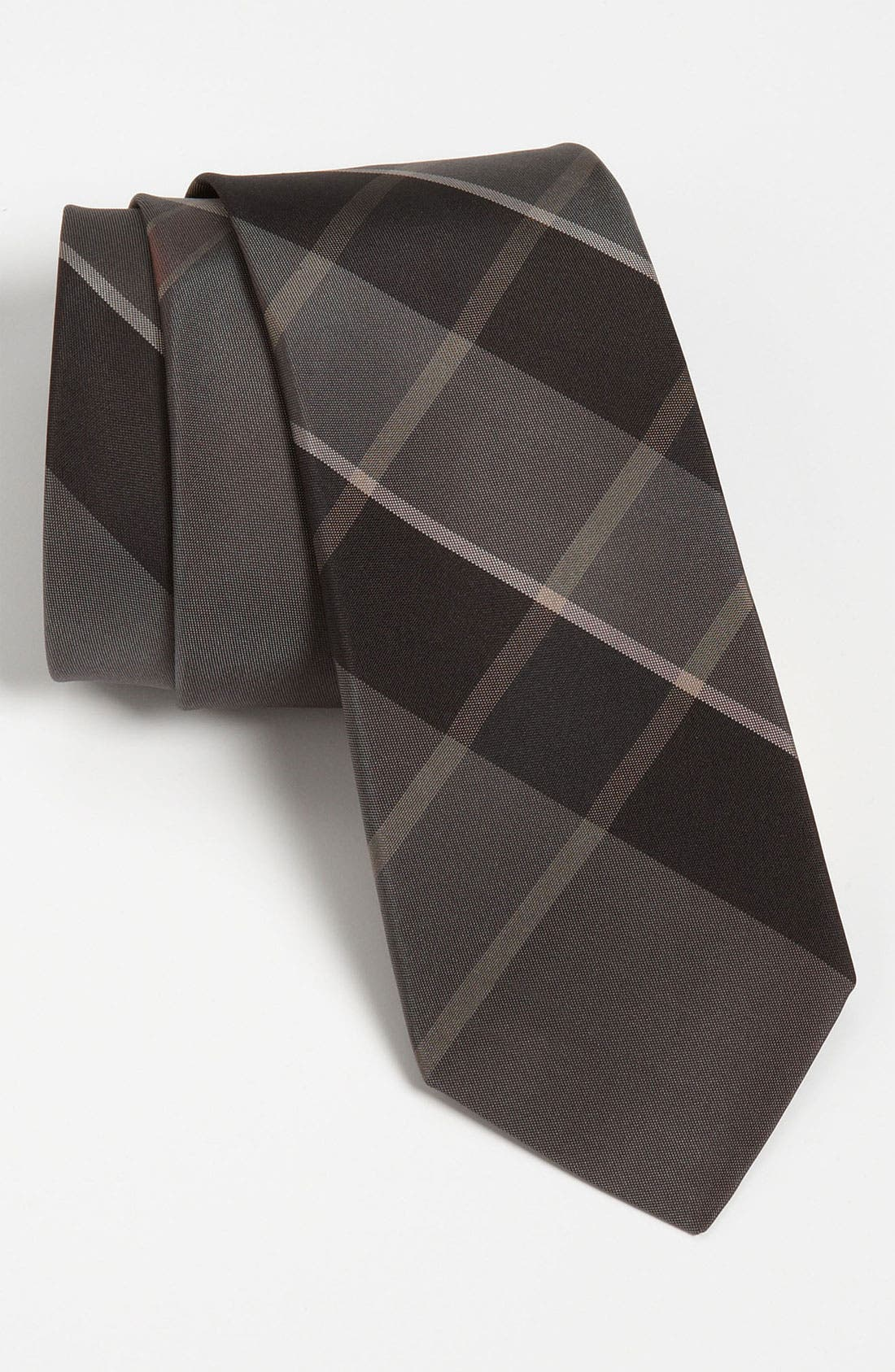 Alternate Image 1 Selected - Burberry London Woven Silk Tie