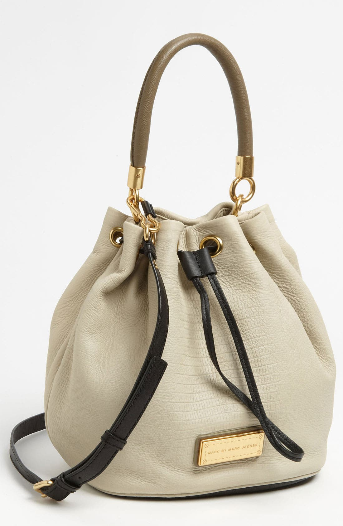 Alternate Image 1 Selected - MARC BY MARC JACOBS 'Too Hot to Handle' Drawstring Satchel