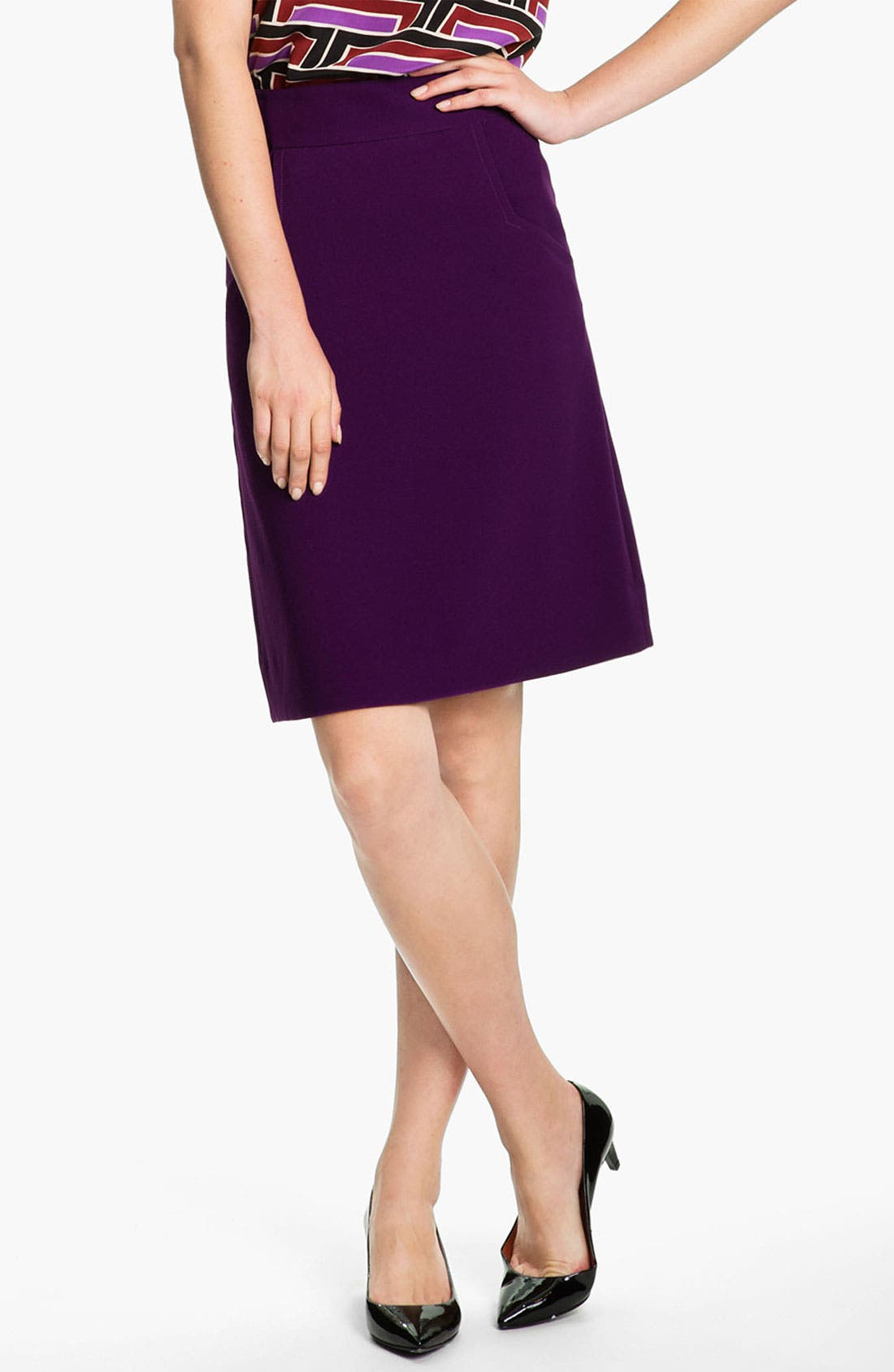 Alternate Image 1 Selected - kate spade new york 'tanisha' skirt