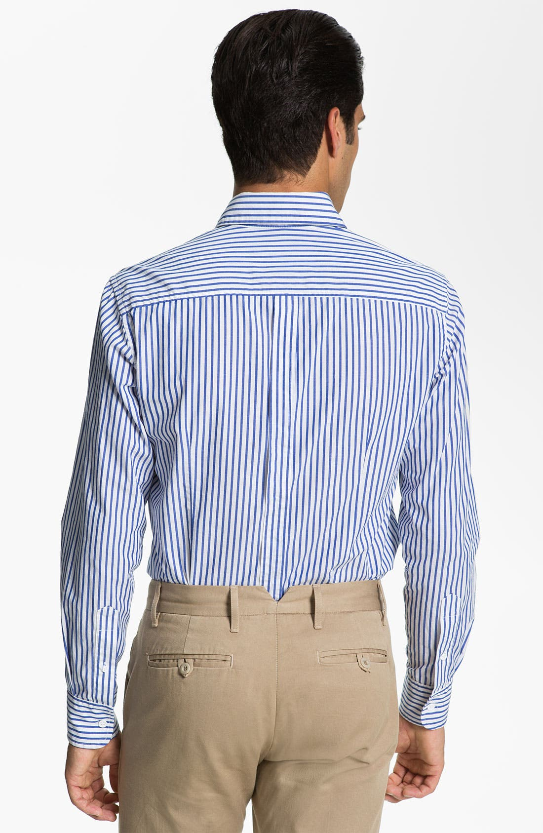 Alternate Image 2  - Band of Outsiders Stripe Shirt