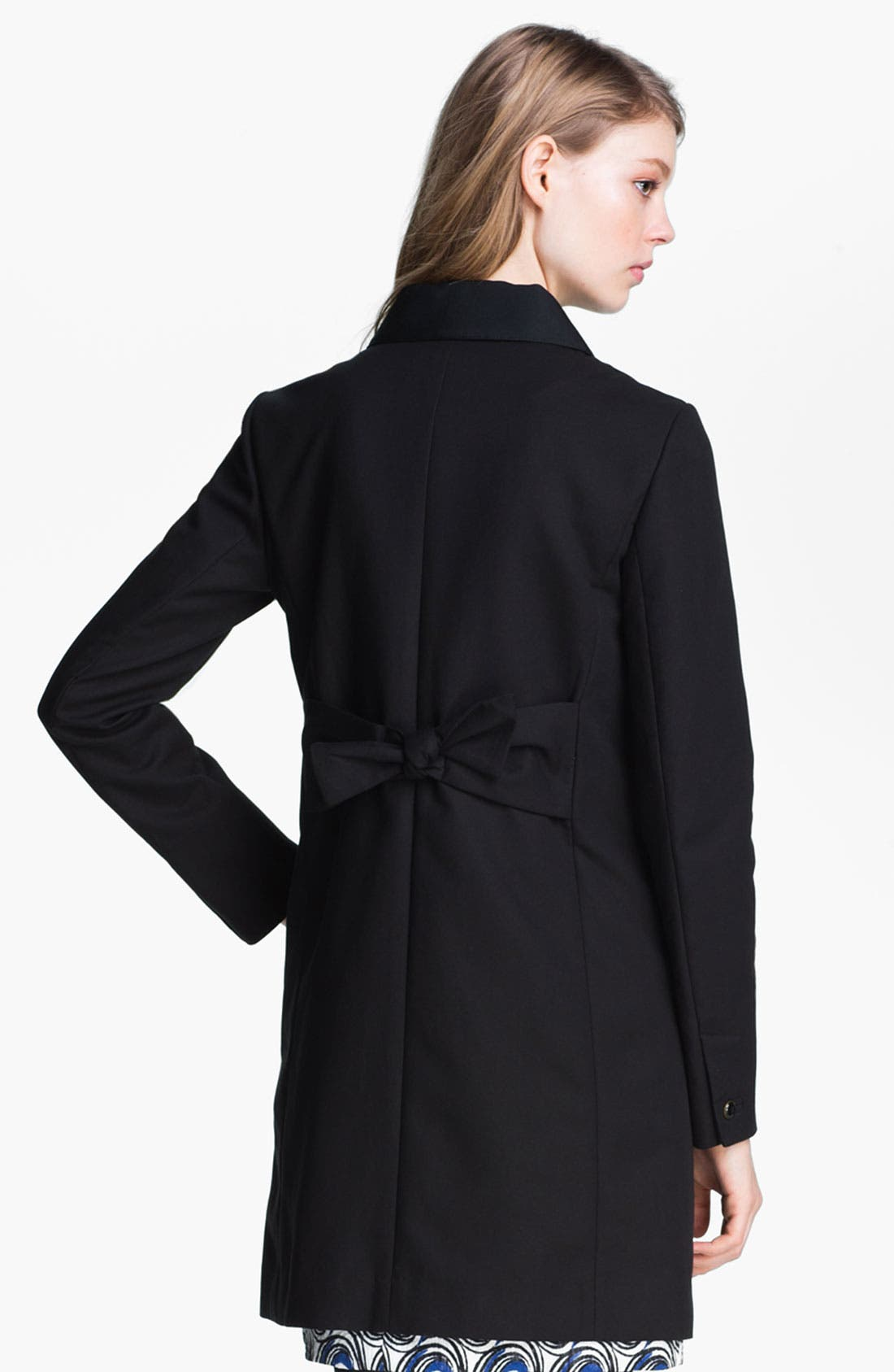 Alternate Image 3  - Miss Wu Bow Back Cotton Topper (Nordstrom Exclusive)
