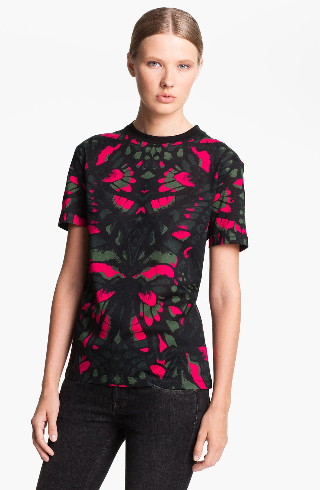 Alternate Image 1 Selected - McQ by Alexander McQueen Print Tee