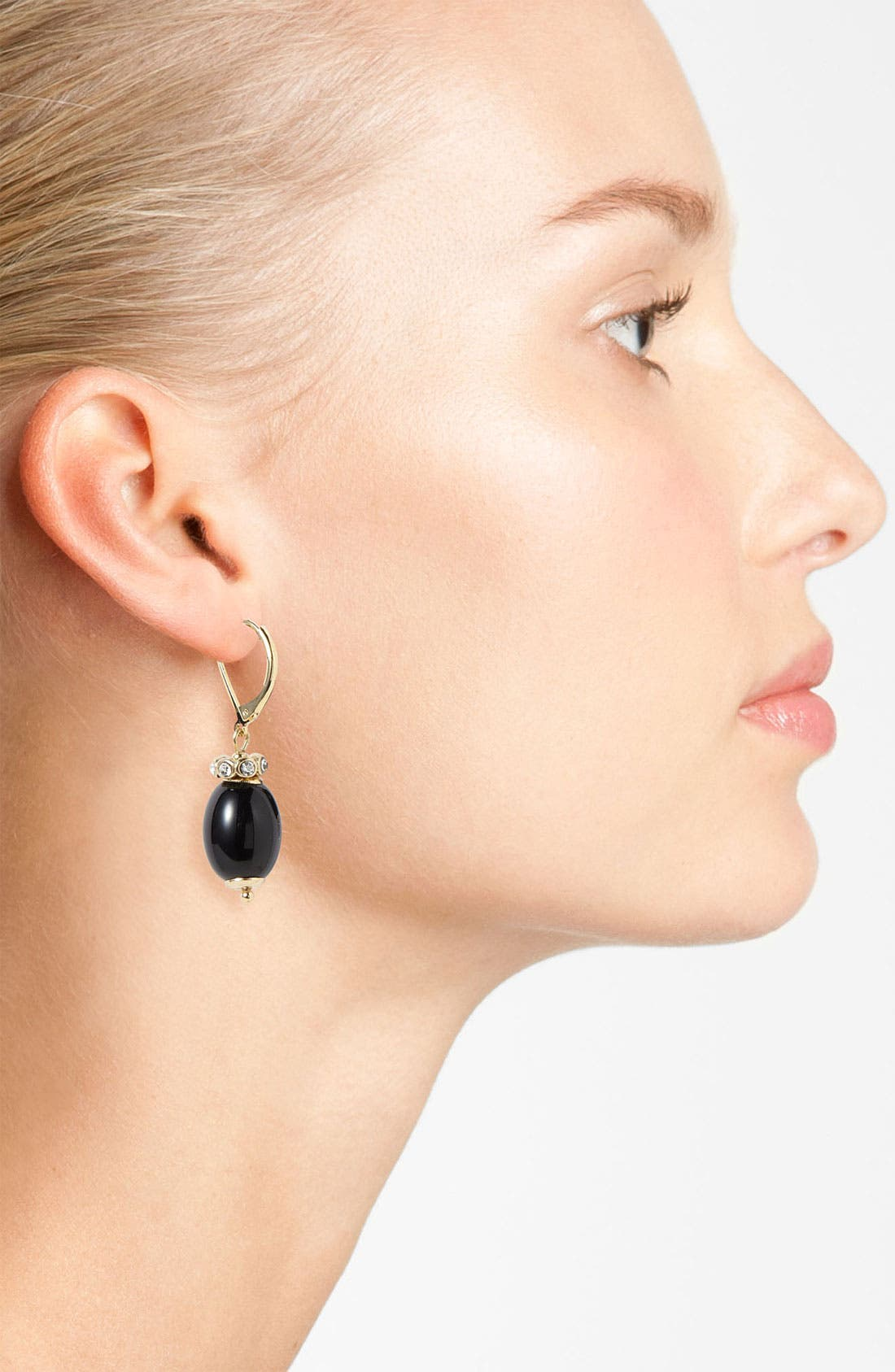 Alternate Image 2  - Anne Klein 'Alder' Drop Earrings