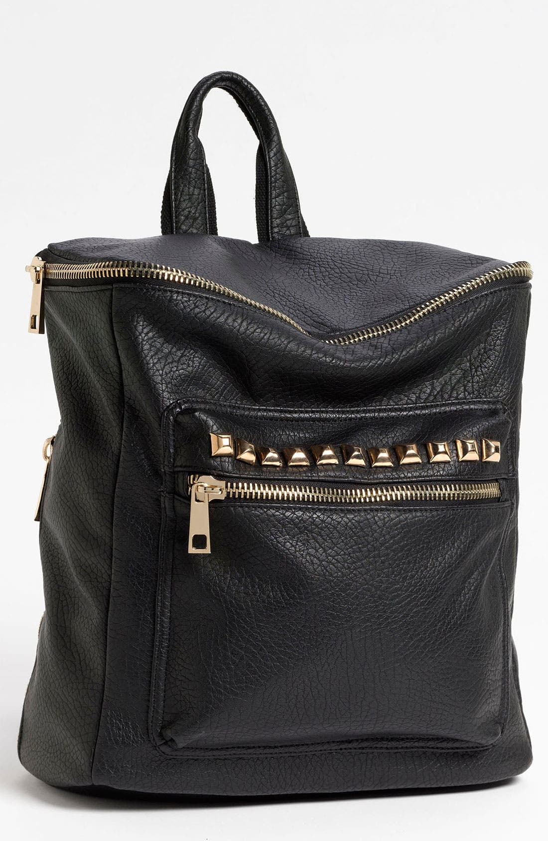Main Image - BP. Studded Faux Leather Backpack
