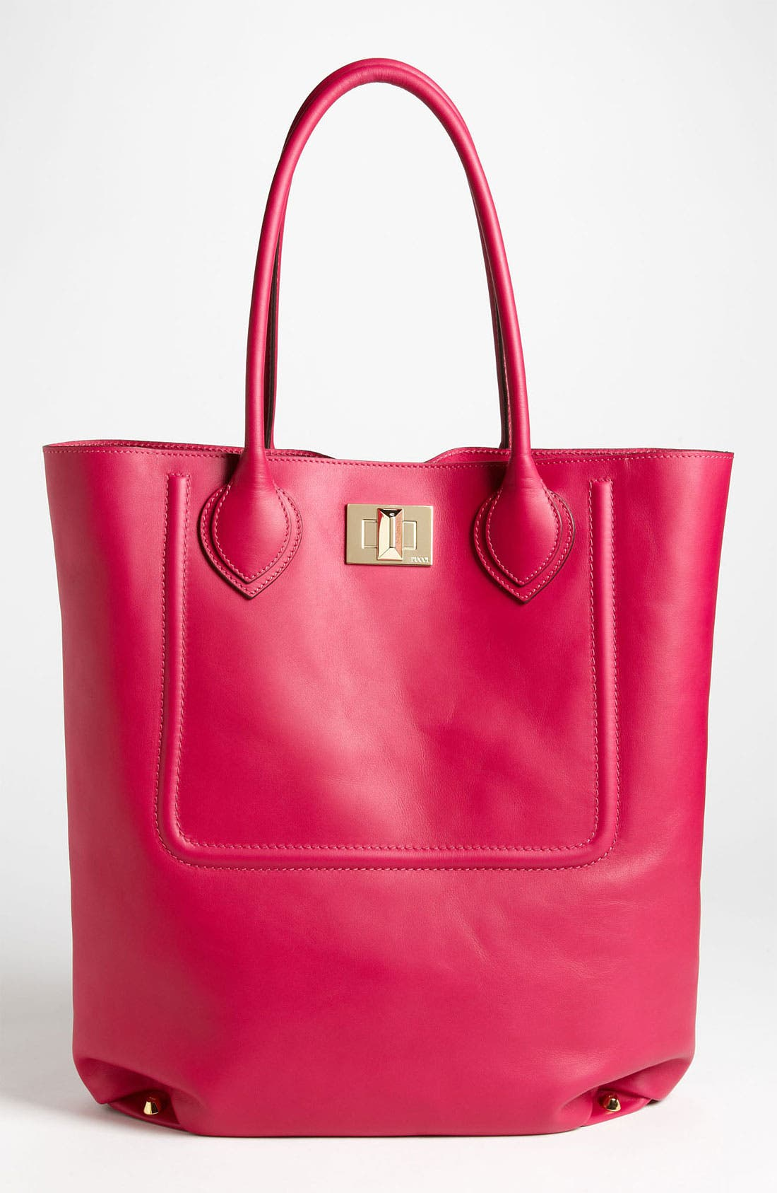 Alternate Image 1 Selected - Emilio Pucci Leather Tote