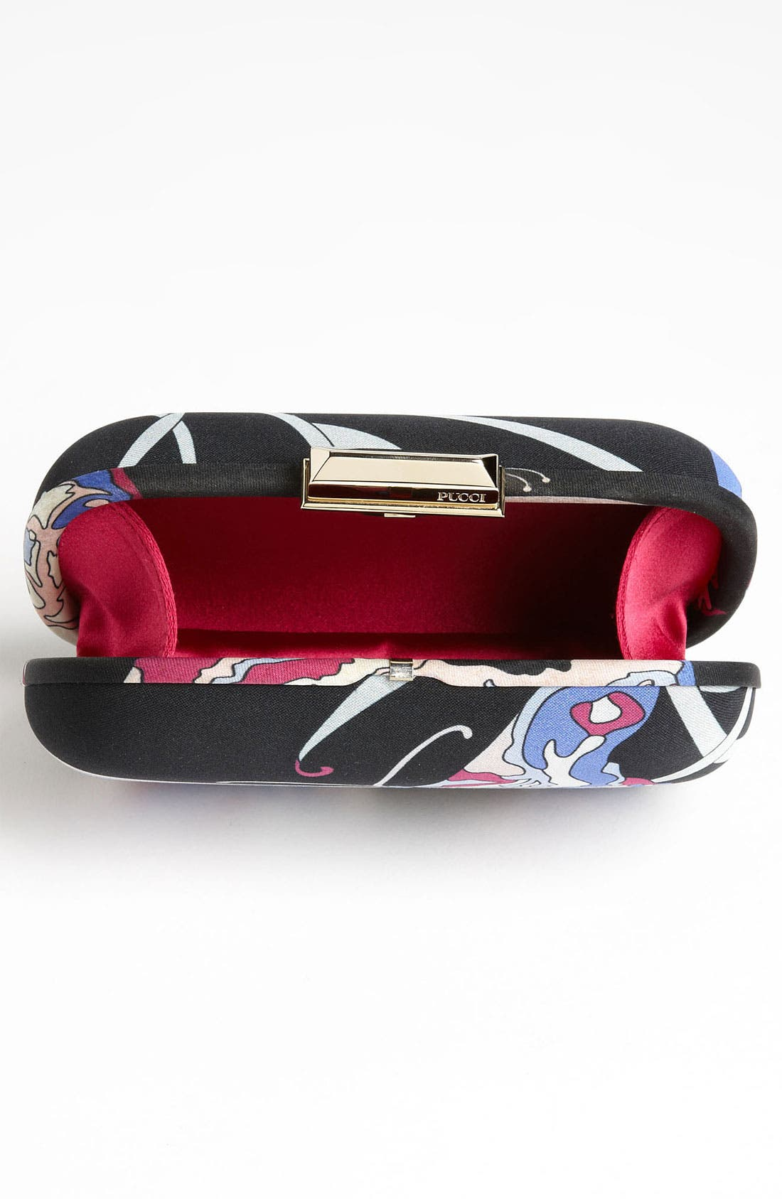 Alternate Image 3  - Emilio Pucci 'Butterfly' Silk Minaudiere