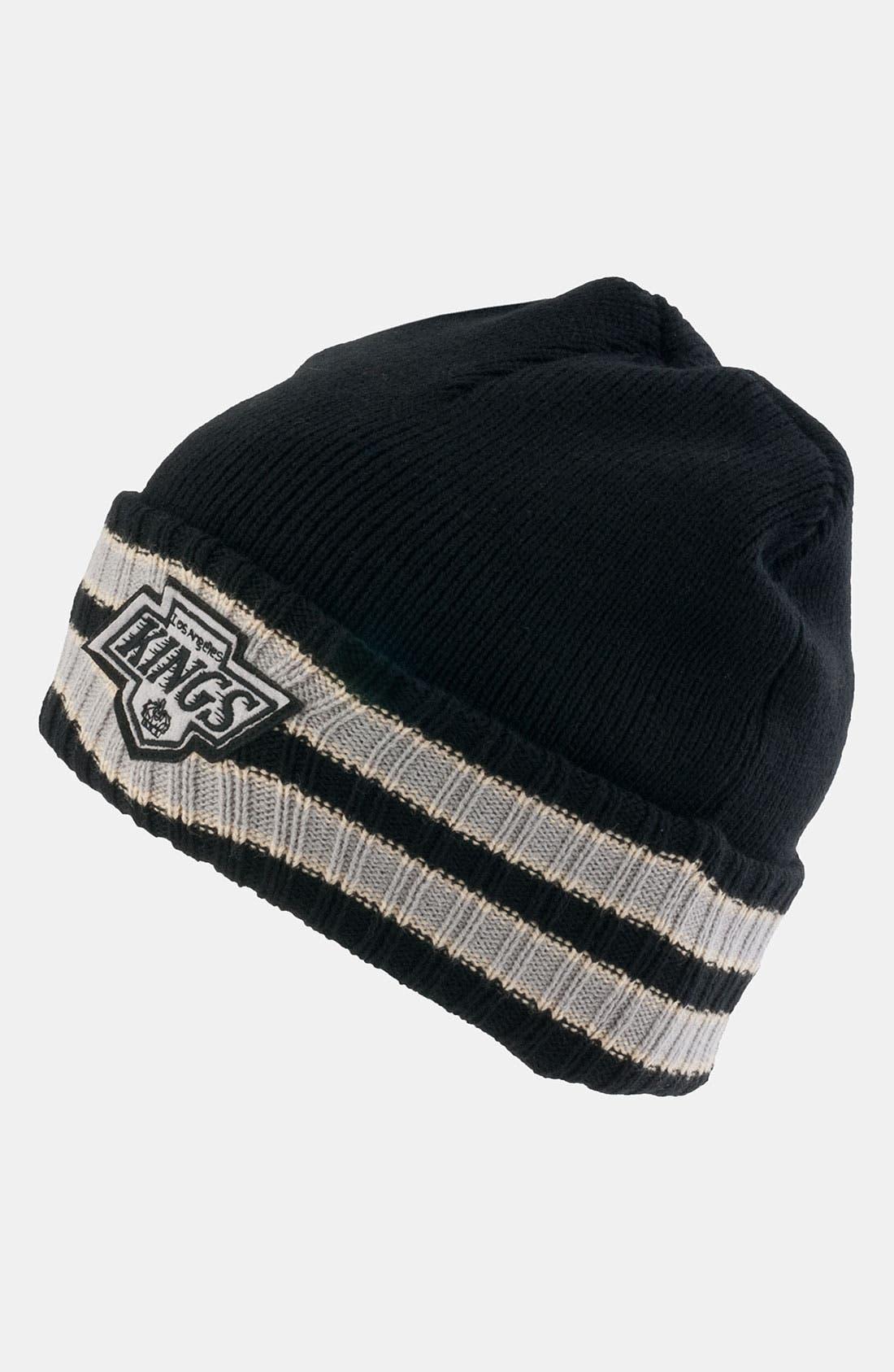 Alternate Image 1 Selected - American Needle 'Los Angeles Kings - Slash' Knit Hat
