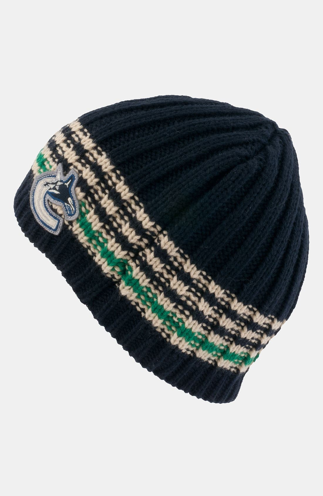Alternate Image 1 Selected - American Needle 'Vancouver Canucks - Targhee' Knit Hat