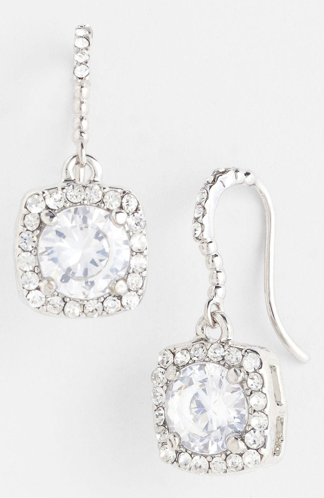 Alternate Image 1 Selected - Nina 'Mirabella' Drop Earrings