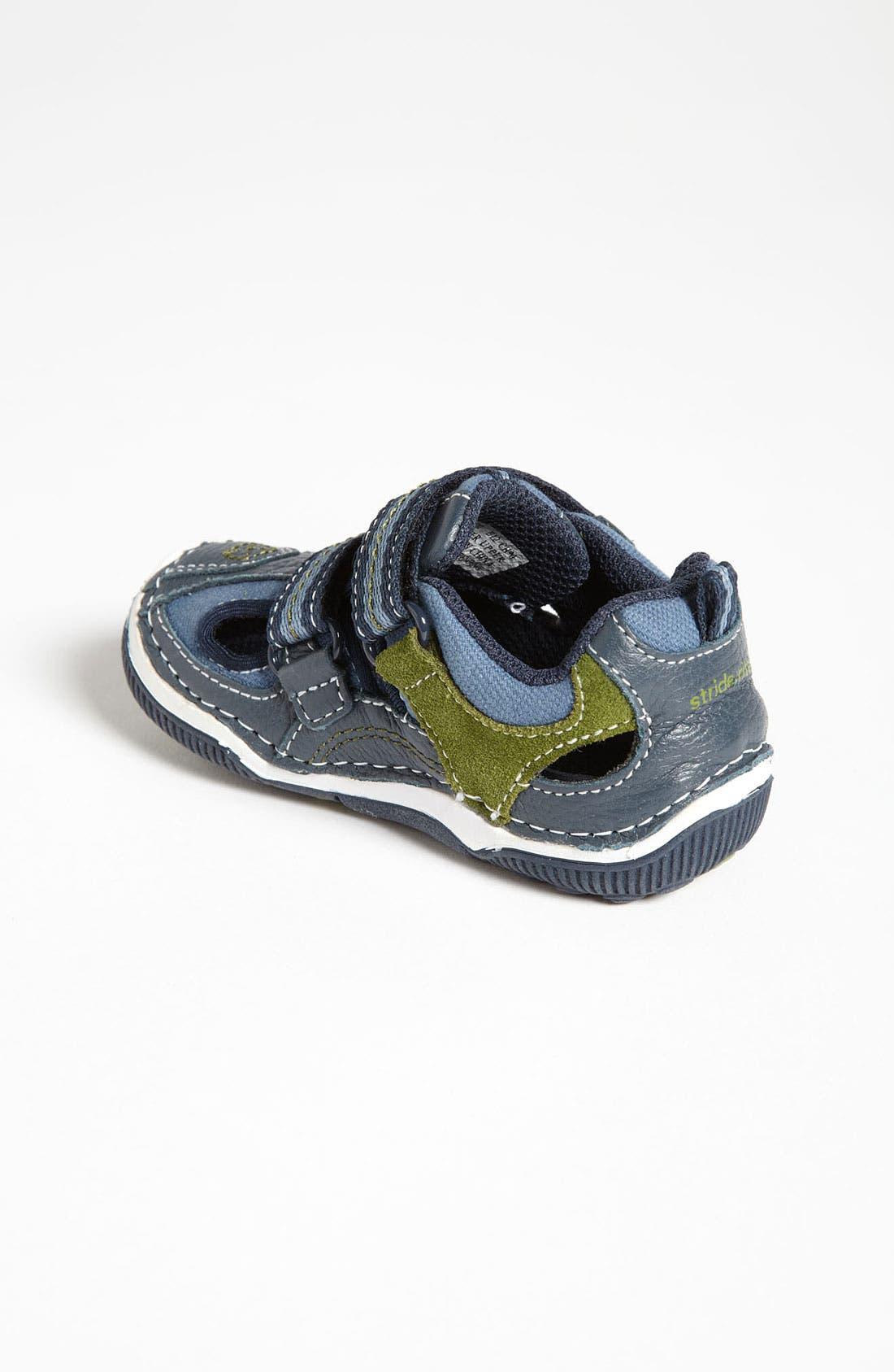 Alternate Image 2  - Stride Rite 'Ruben' Sandal (Baby, Walker & Toddler)