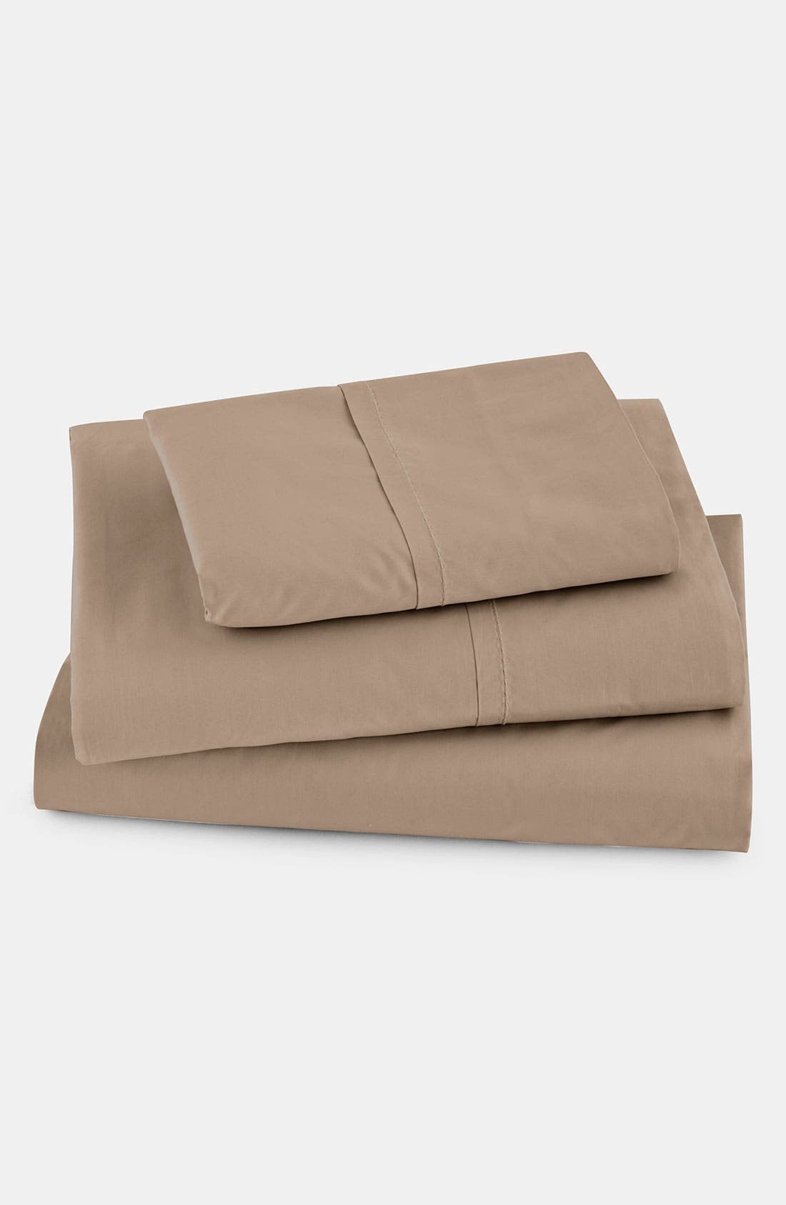 Alternate Image 1 Selected - Donna Karan 'The Essential' 410 Thread Count Flat Sheet