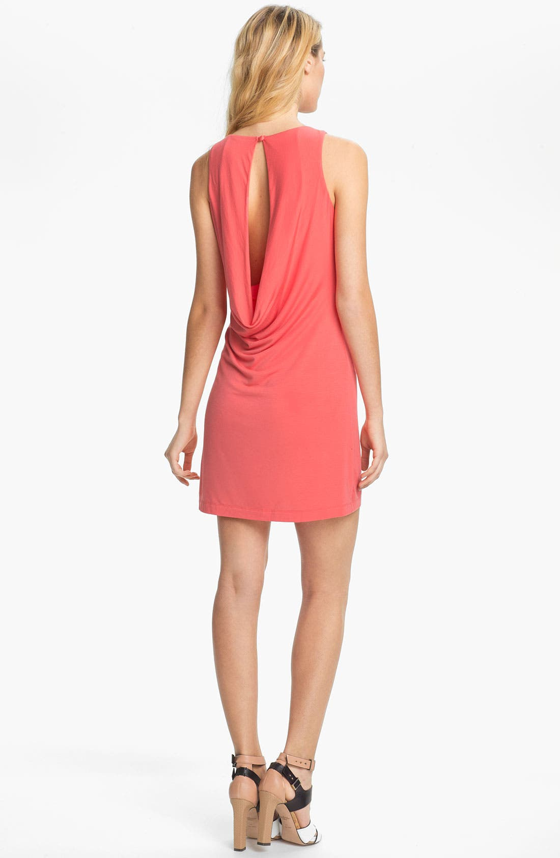 Alternate Image 2  - Tart 'Allie' Back Keyhole Sleeveless Sheath Dress