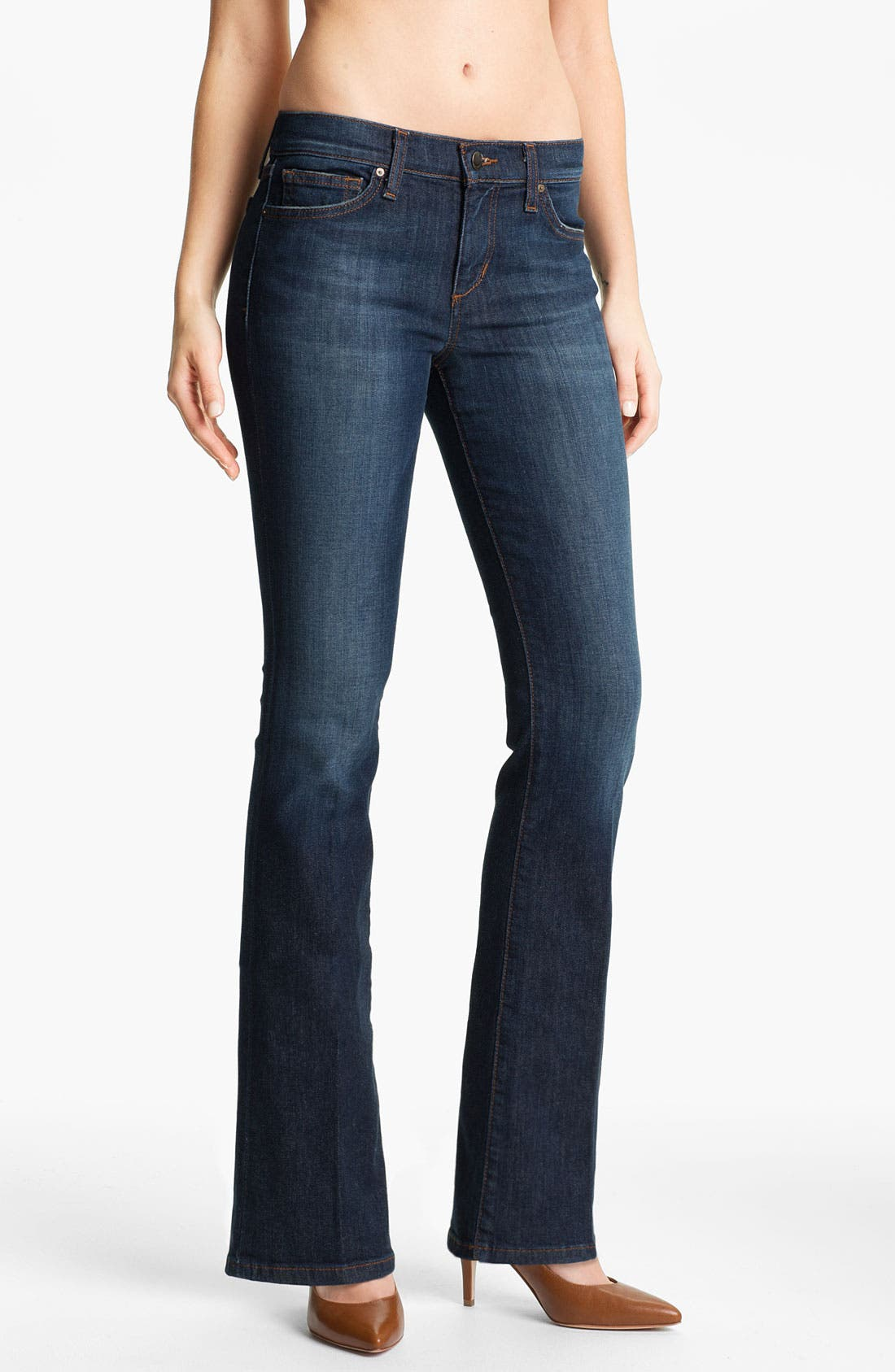 Alternate Image 1 Selected - Joe's 'Provocateur' Bootcut Stretch Jeans (Quinn)