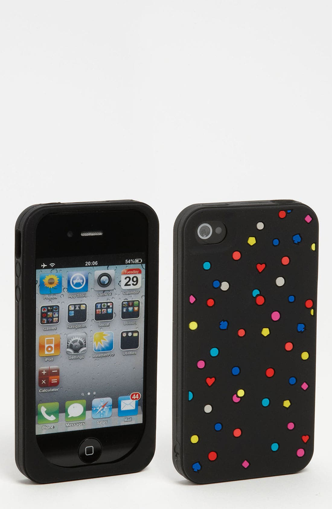 Alternate Image 1 Selected - kate spade new york 'new sprinkles' iPhone 4 & 4S case