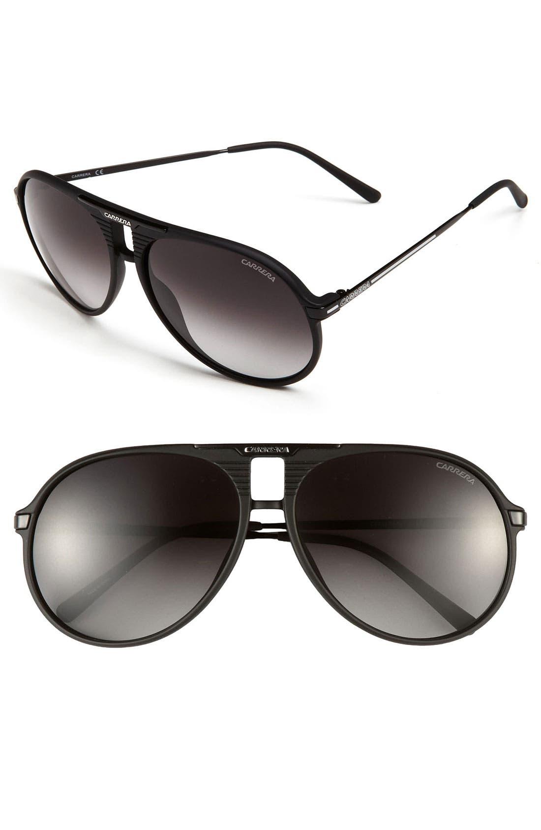 Alternate Image 1 Selected - Carrera Eyewear 60mm Sunglasses