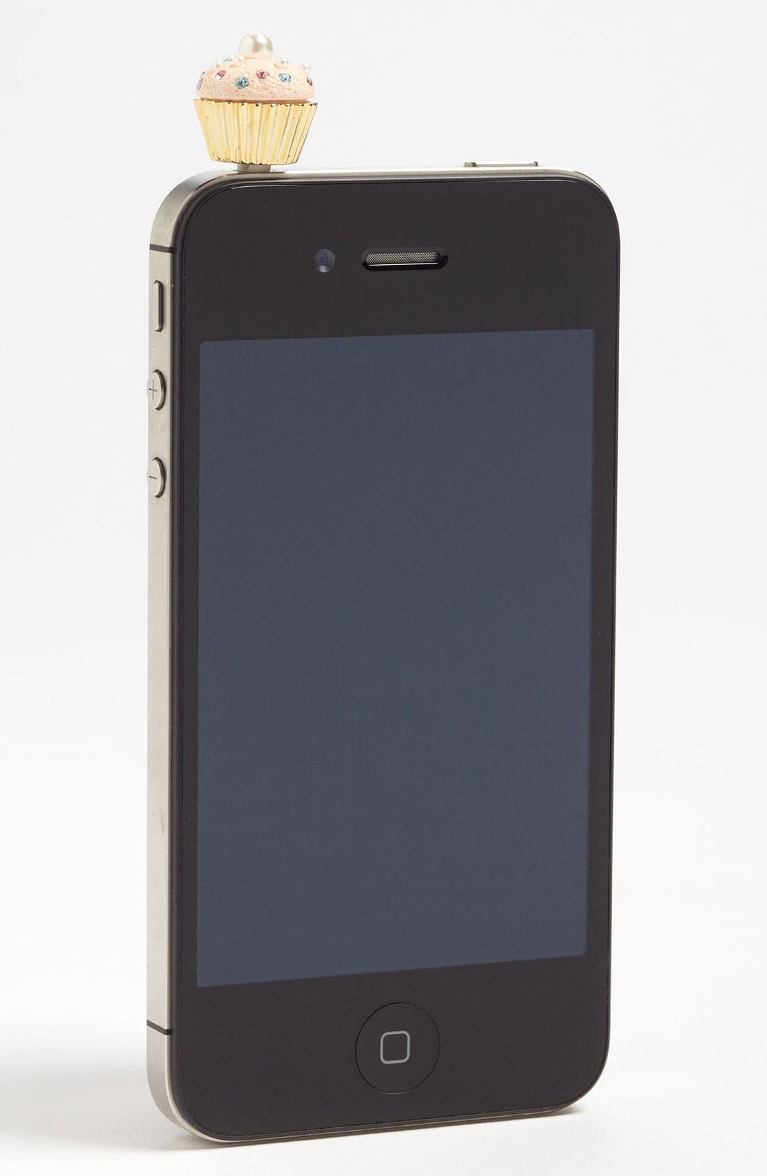 Alternate Image 1 Selected - Cara 'Cupcake' Smartphone Charm