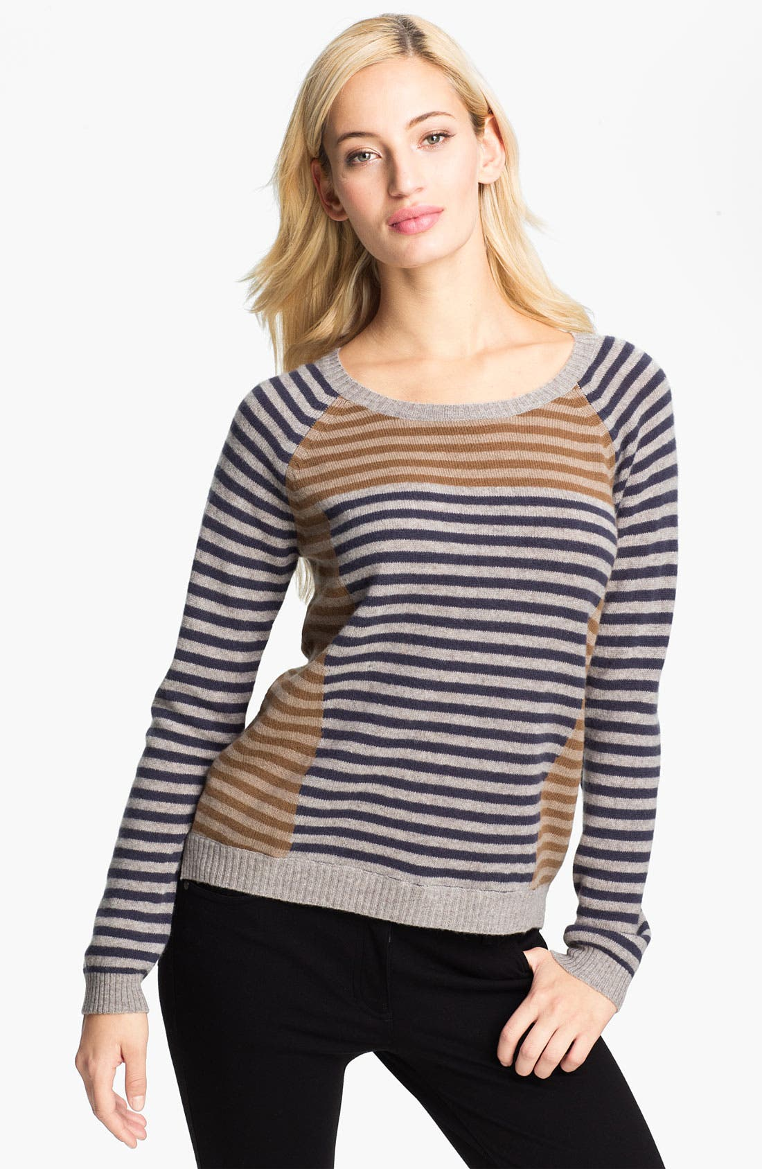 Main Image - Christopher Fischer 'Halen' Cashmere Sweater (Online Exclusive)