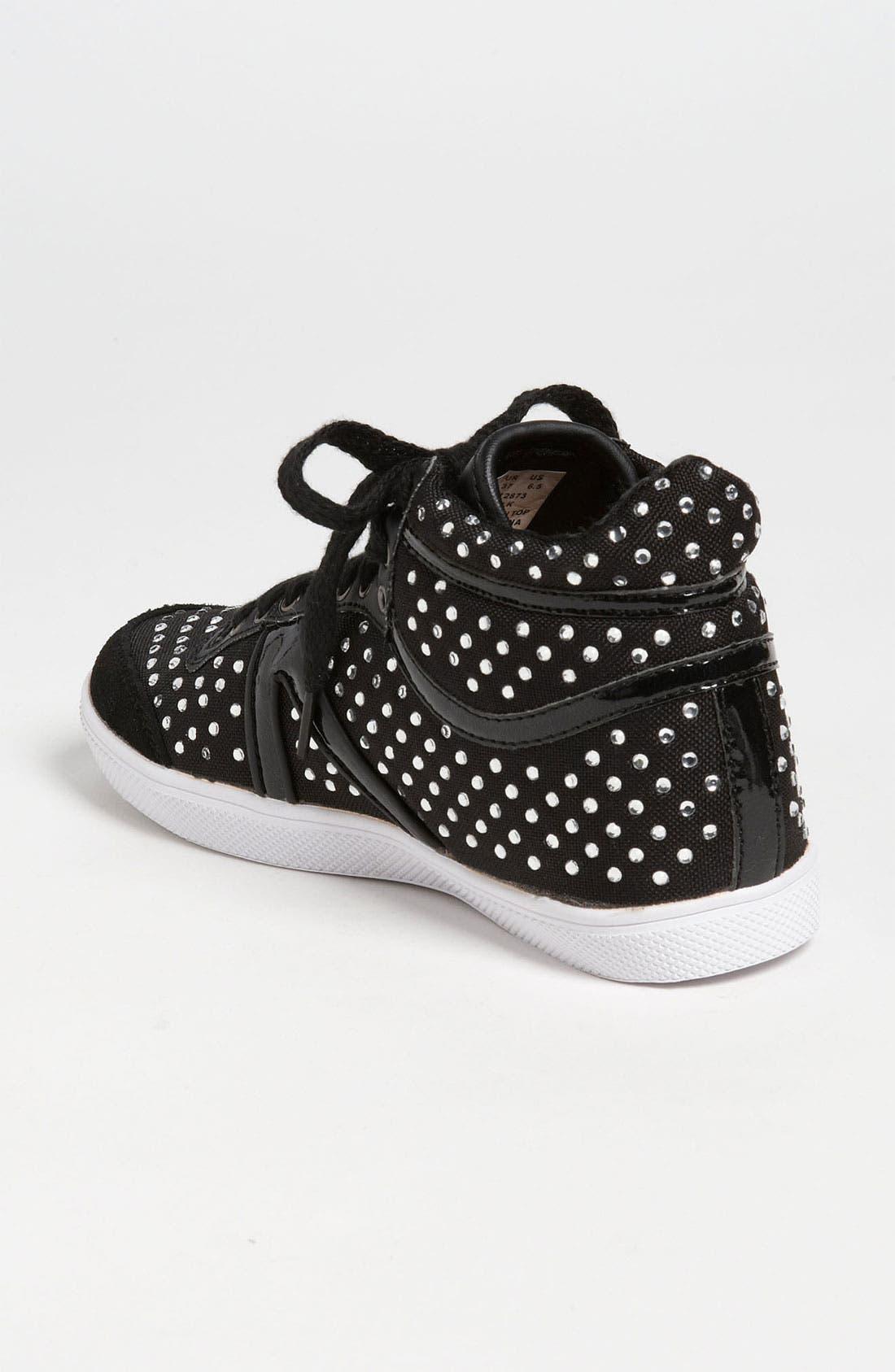 Alternate Image 2  - Topshop 'Tiki-Gem' High Top Sneaker