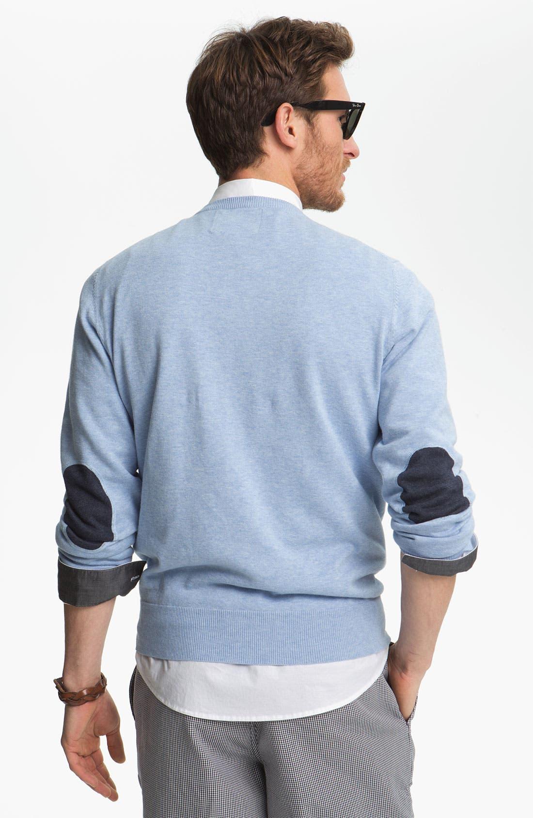 Alternate Image 2  - Maker & Company 'Crackin' Crewneck Sweater (Online Only)