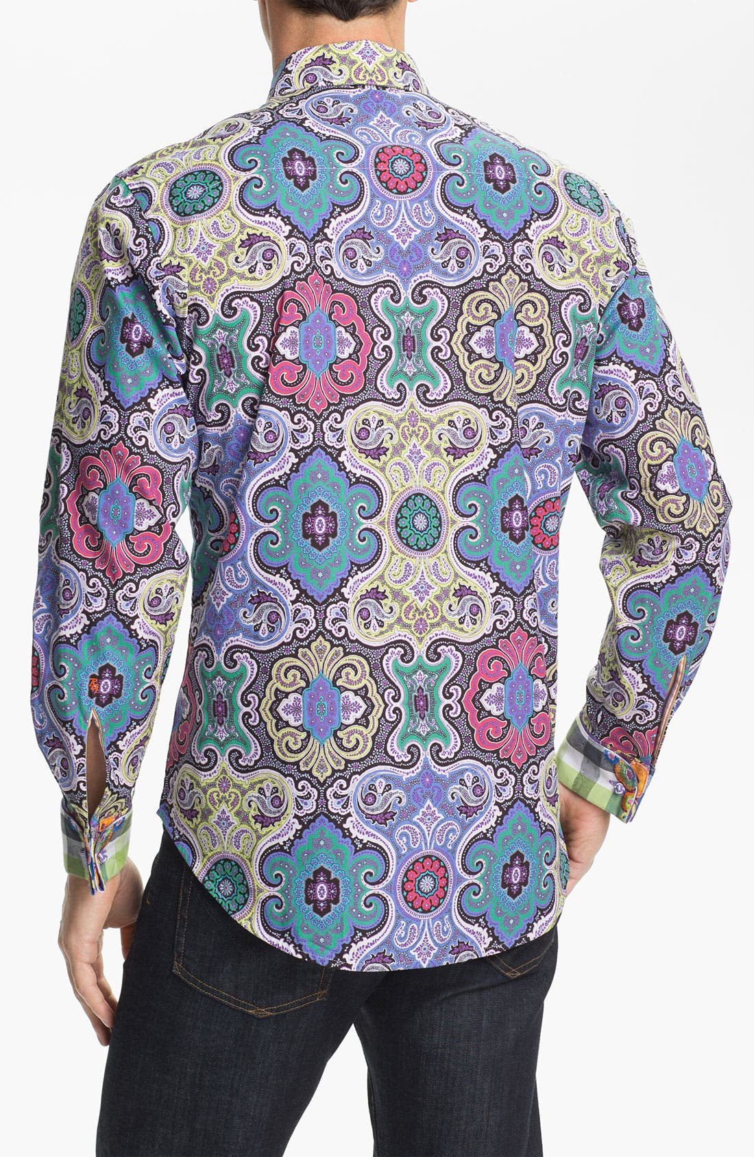Alternate Image 3  - Robert Graham 'Twist' Sport Shirt