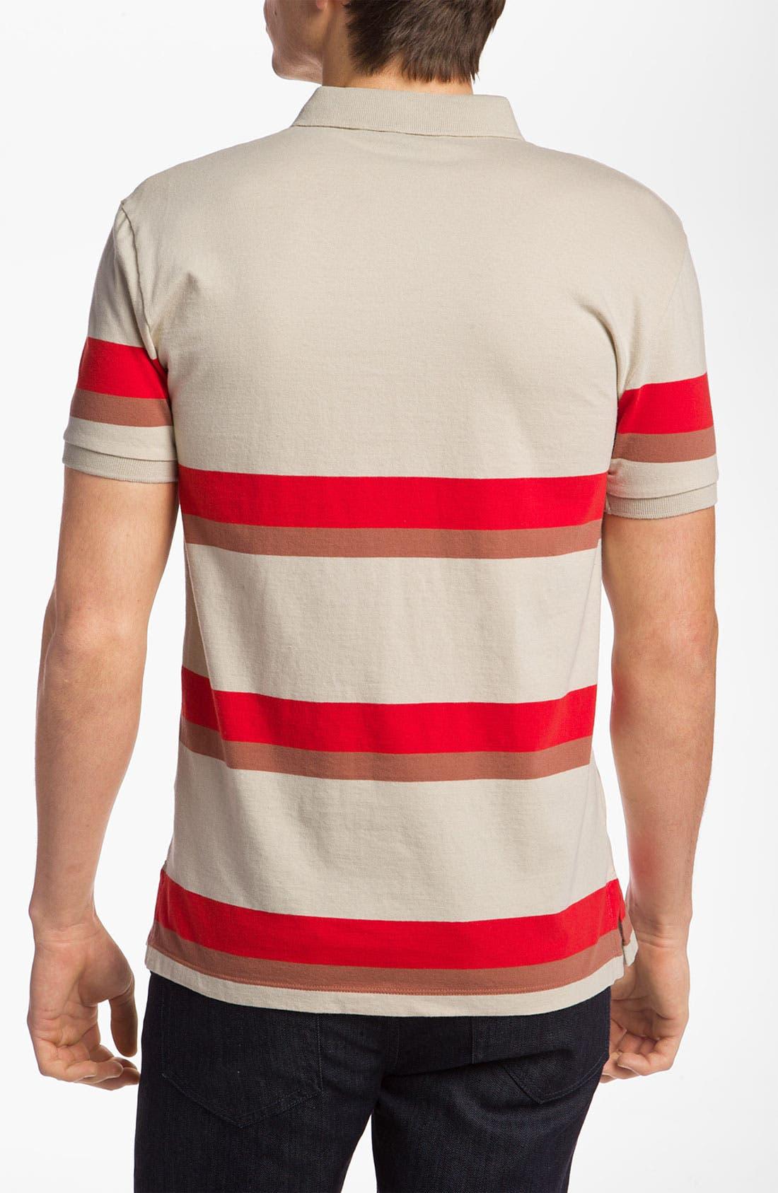 Alternate Image 2  - MARC BY MARC JACOBS 'Elliott' Stripe Print Polo