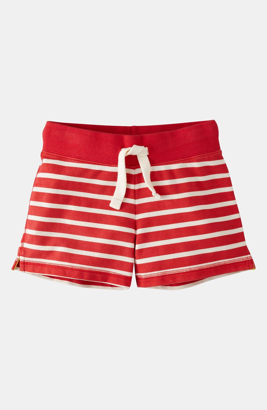 Alternate Image 1 Selected - Mini Boden Shorts (Little Girls & Big Girls)