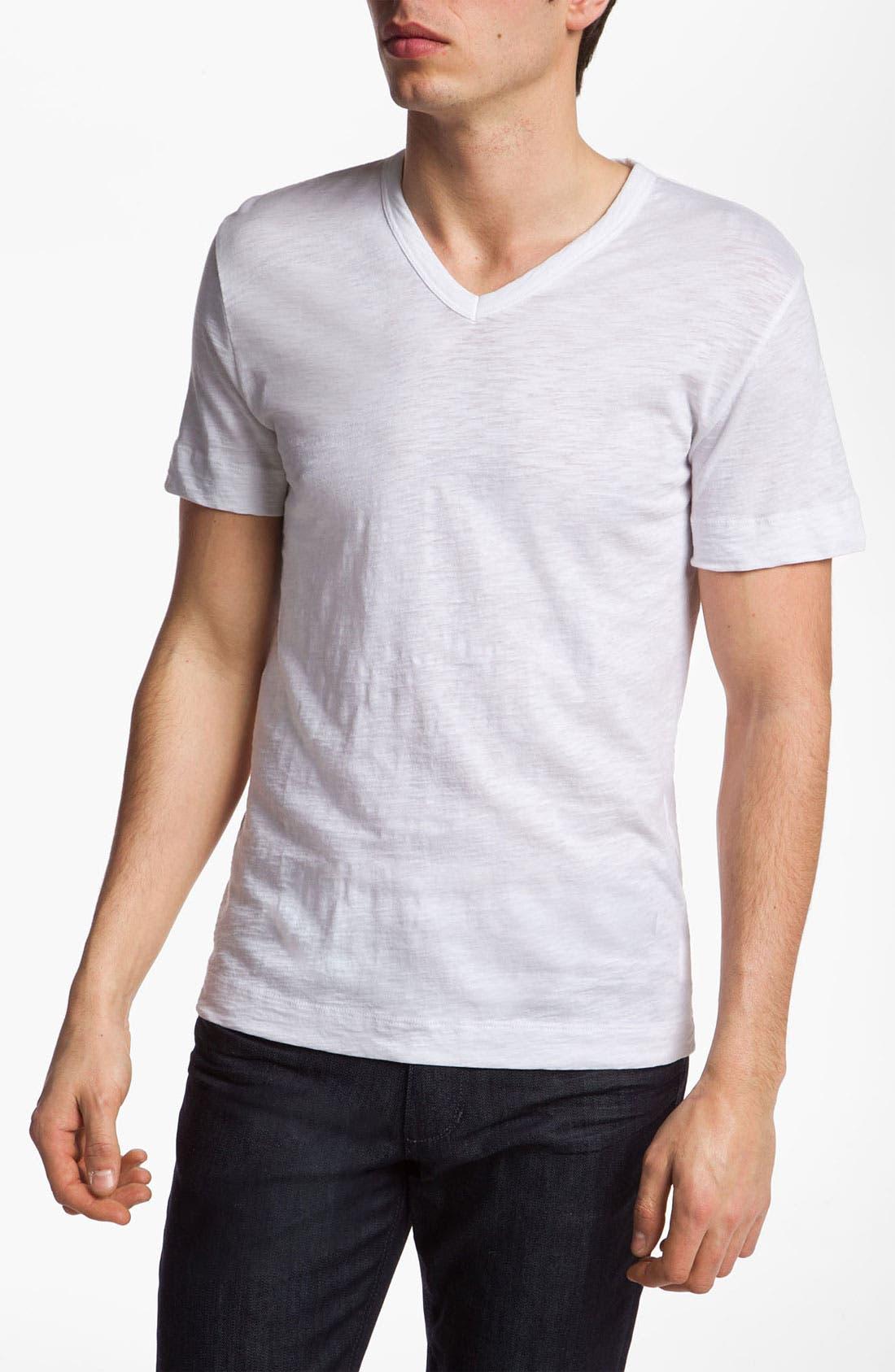 Alternate Image 1 Selected - Theory V-Neck T-Shirt