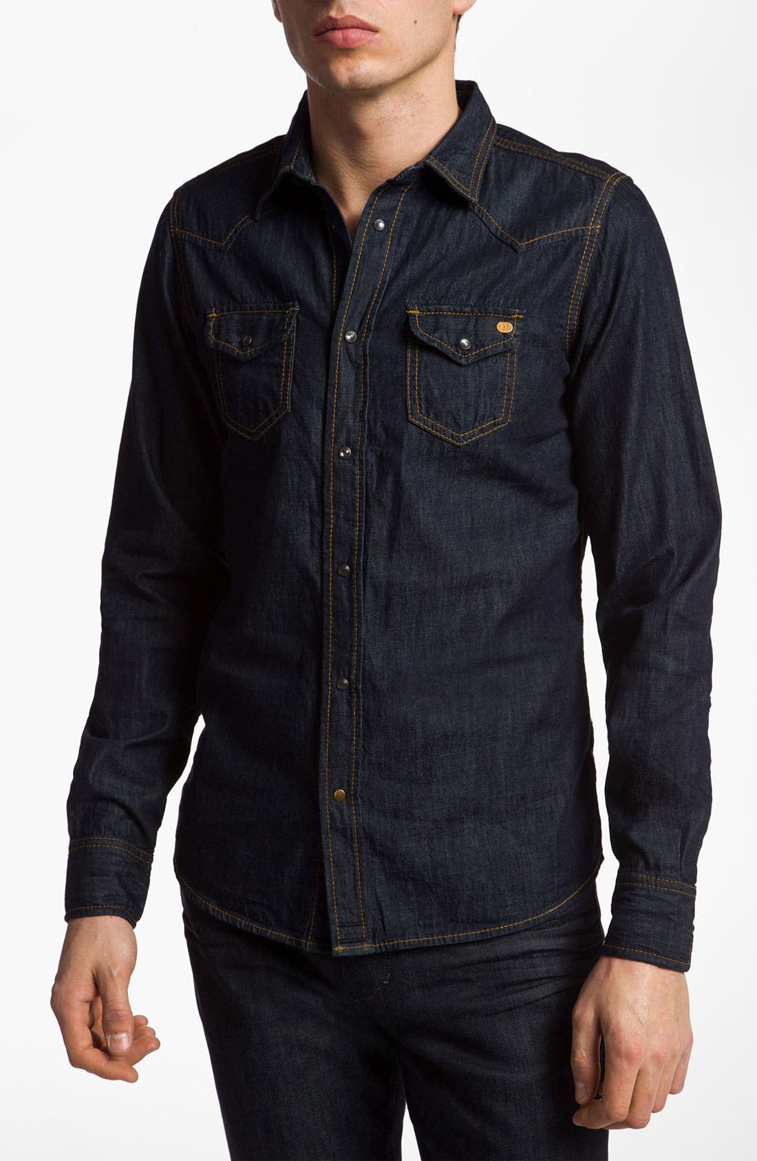 Alternate Image 1 Selected - DIESEL® 'Sonnora' Woven Shirt
