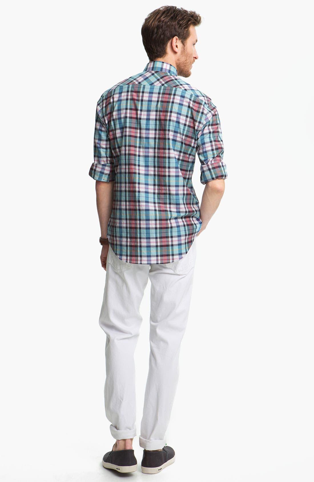 Alternate Image 5  - Zachary Prell 'Annino' Sport Shirt
