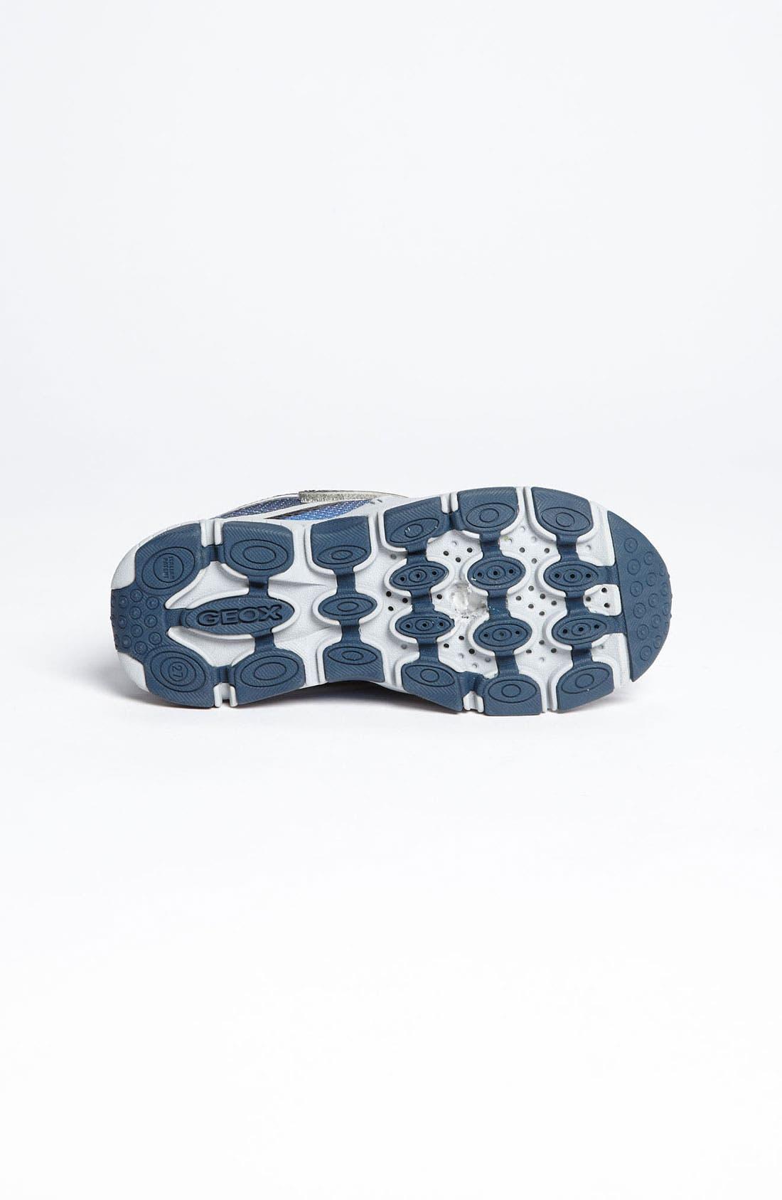 Alternate Image 4  - Geox 'J Torque' Sneaker (Toddler & Little Kid)
