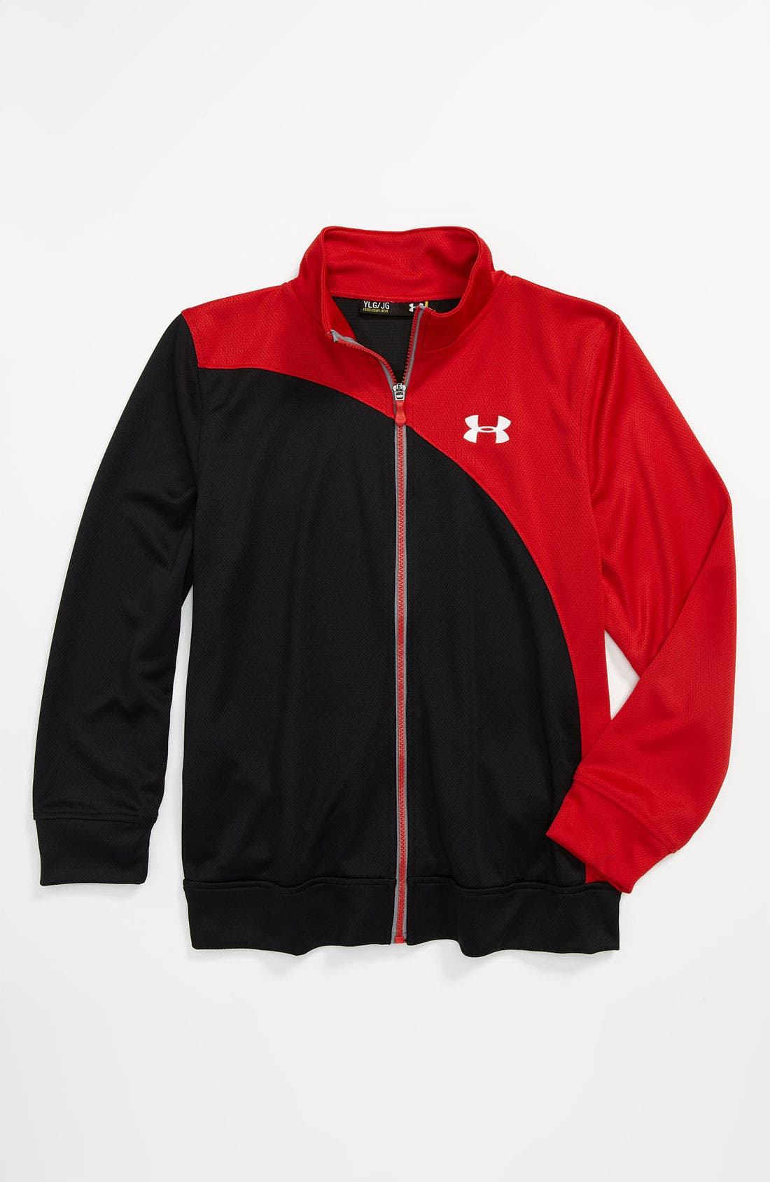 Alternate Image 1 Selected - Under Armour 'Warm Up' Jacket (Big Boys)