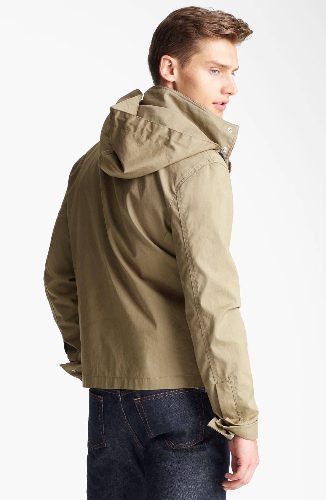 Alternate Image 2  - Michael Bastian Field Jacket