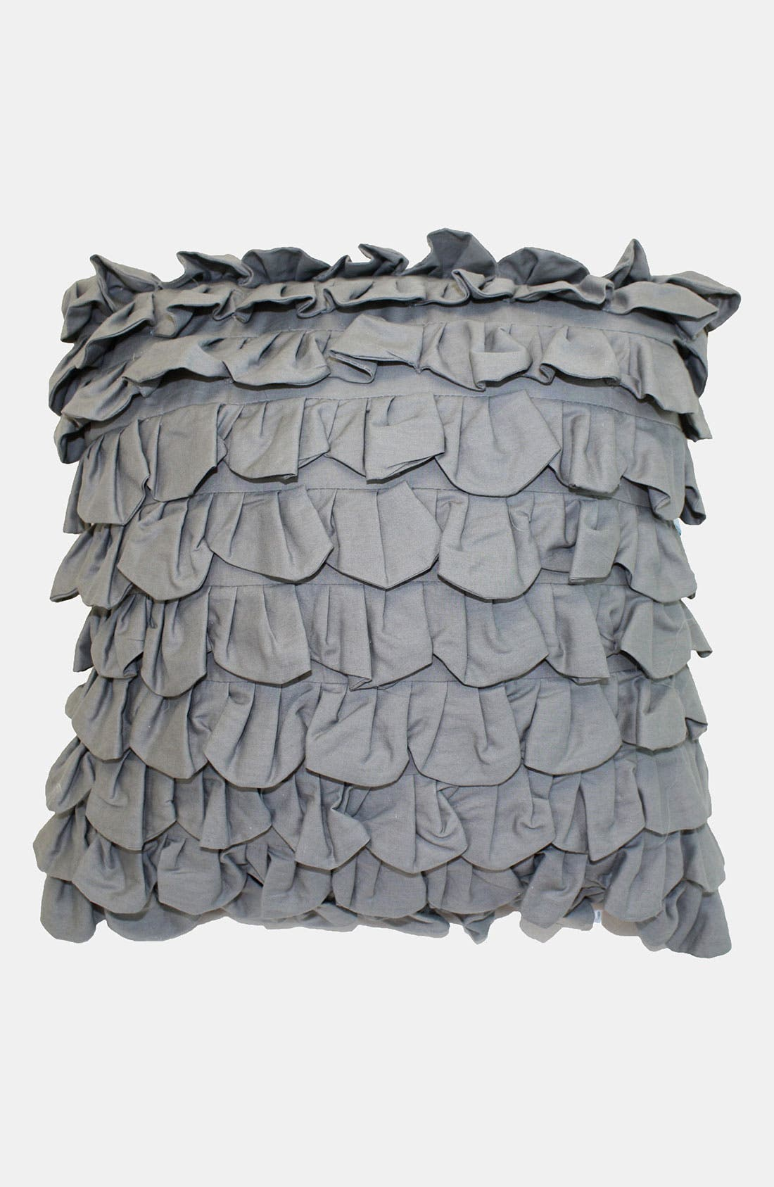 Alternate Image 1 Selected - Laundry by Shelli Segal 'Nanette' Ruffled Pillow